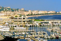 Estate agents in Cannes